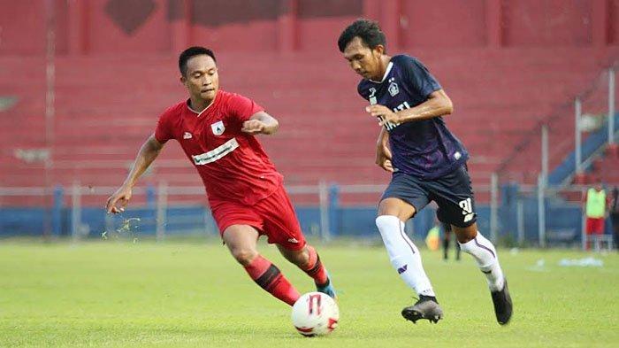 Hasil Uji Coba Persik vs Persipura Jayapura, Mutiara Hitam Libas Macan Putih dengan Skor 2-1