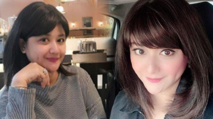 Yuyun Sukawati, artis sinetron Jin dan Jun yang mengaku dianiaya suami.