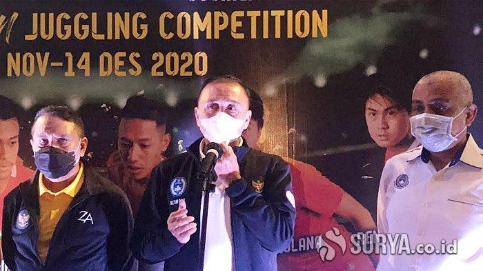 Datang ke Surabaya, Ketua PSSI Mochammad Iriawan Ungkapkan Hal Ini Soal Lanjutan Liga 1 2020