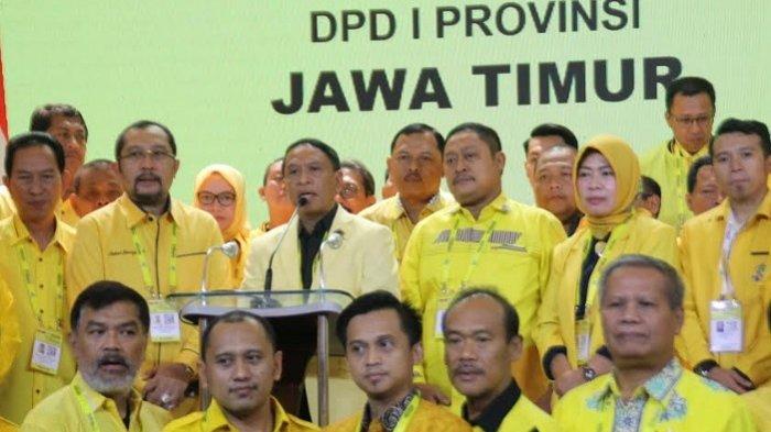 Zainudin Amali Bantu Airlangga Hartarto Bentuk Struktur DPP Golkar