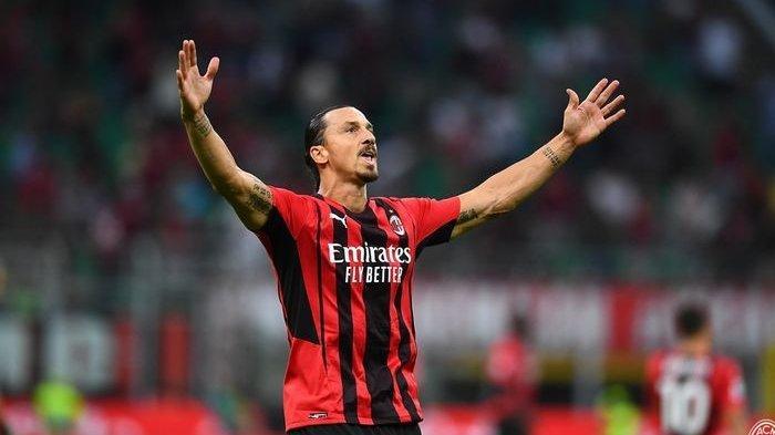 Zlatan Ibrahimovic Ungkap Aalsan AC Milan Bisa Juara Liga Italia Musim Ini