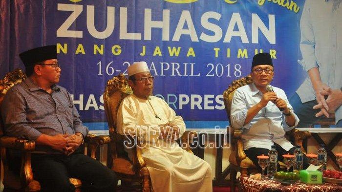 Ketua MPR Zulkifli Hasan Undang Arema dan Persib Bandung ke Senayan, Ada Apa?