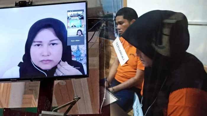 Anak Hakim PN Medan Puas Ibu Tiri Zuraida Divonis Mati dan Mengaku Putusan Itu yang Diharapkan