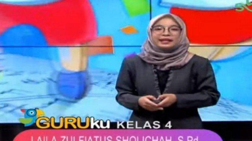 Soal Dan Jawaban Sbo Tv Sd Kelas 1 6 Program Guruku Hari Ini Kamis 24 Desember 2020 Surya