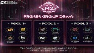 Jadwal M2 World Championship Mobile Legends: Alter Ego dan ...