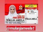 kabar-bahagia-mulan-jameela-istri-ahmad-dhani-banjir-selamat-diyakini-lolos-senayan-di-pemilu-2019.jpg