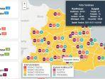 Update Virus Corona di Surabaya 22 Oktober 2021: Covid-19 Naik 8 & Tempat Wisata Siap Dibuka Kembali