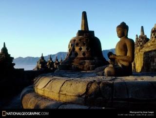 Soekarno Memotivasi Fahmi Gali Borobudur