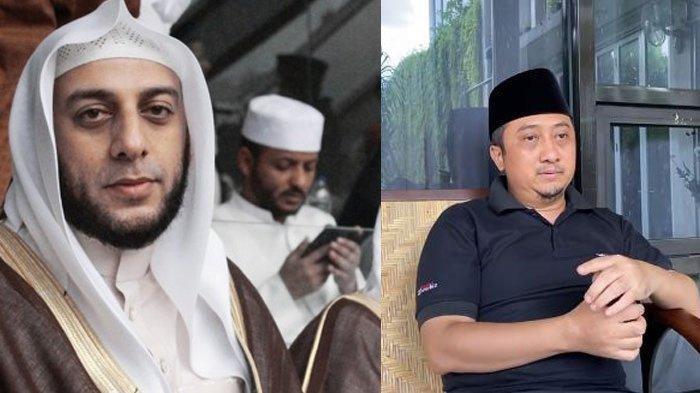 2 Hajat Terakhir Syekh Ali Jaber Tak Bisa Terwujud hingga Akhir Hayat, Yusuf Mansur Beri Penjelasan
