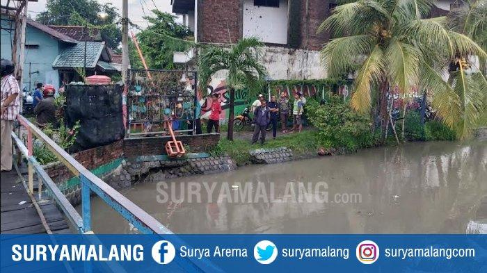 BREAKING NEWS : 3 Bocah Tenggelam dan Hanyut di Sungai Pucang Sidoarjo