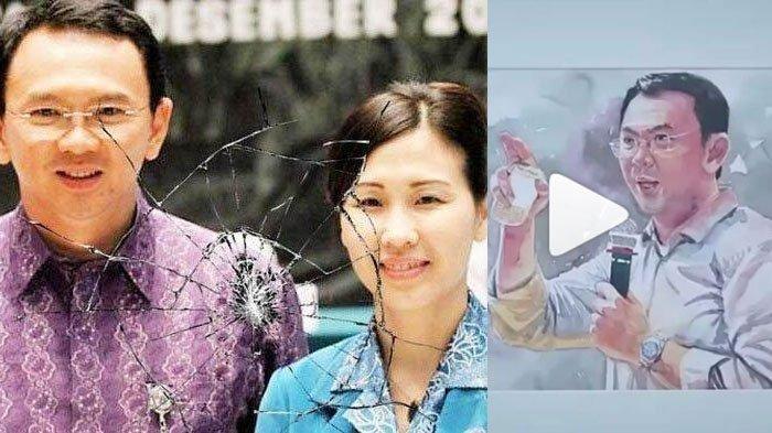 3 Bukti Veronica Tan Masih Belum Bisa Move On dari Ahok, Pajang Foto di Rumah dan Simpan Video di IG