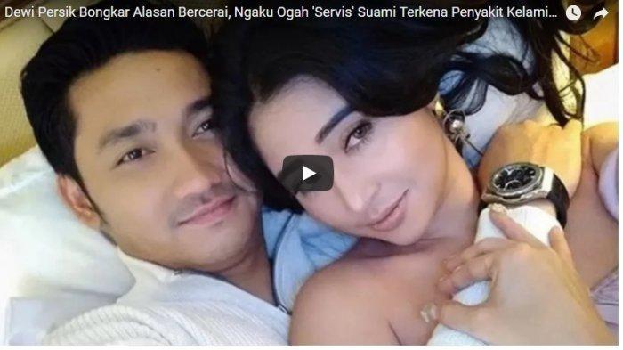 3 Kali Kawin Cerai Ternyata Dewi Perssik Belum Pernah Rasakan Pengalaman ini Bersama Suami