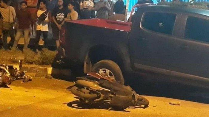 3 Mahasiswa Tewas Usai Ditabrak Mobil yang Dikemudikan Perwira Polisi di Palangkaraya