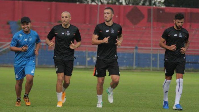Dahului Arema FC, Persik Kediri Resmi Kenalkan 3 Pemain Asing Asal Spanyol, Brasil dan Lebanon