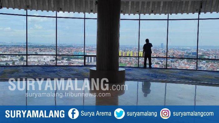 Menikmati Panorama Surabaya di 360 Degrees Function Room DoubleTree by Hilton Surabaya