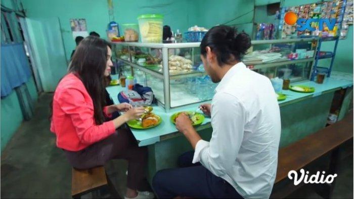 4 Momen Manis Giorgino Abraham dan Yasmin Napper di Love Story The Series
