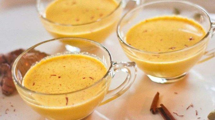 4 Racikan Temulawak Bagi yang Tidak Suka Minum Jamu, Bisa Diolah Menjadi Latte hingga Susu