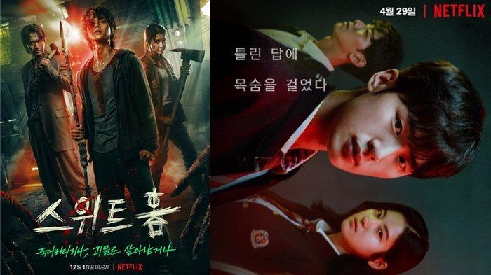 5 Drama Korea Original Netflix Populer Tahun 2020, Drakor Nam Joo Hyuk, Kim Dong Hee dan Song Kang