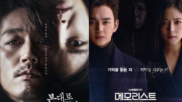 5 Drama Korea Thriller Terbaik Tahun 2020 dengan Rating Tinggi: Tell Me What You Saw dan Memorist