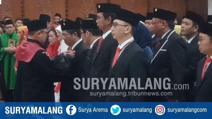 Daftar Anggota DPRD Surabaya Periode 2019-2024 yang Dilantik pada Sabtu, 24 Agustus 2019