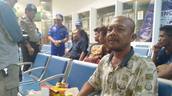 Detik-detik Kapal Terbakar hingga Karjono asal Riau Terombang-ambing 11 Jam di Perairan Masalembu