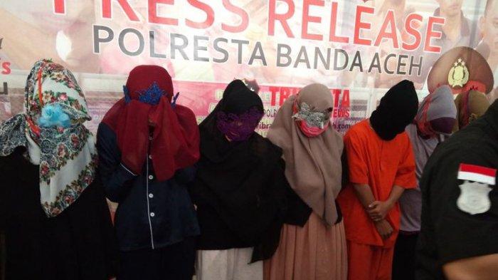 Astaga! Enam Mahasiswi di Aceh Sengaja Melacur Demi Biaya Gaya Hidup