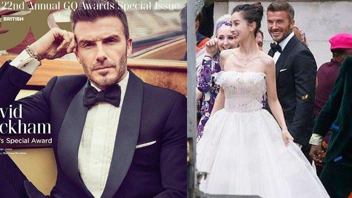 6 Potret Cantik 'Pengantin' David Beckham, Model Asal China Angelababy, Intip Biodata Singkatnya