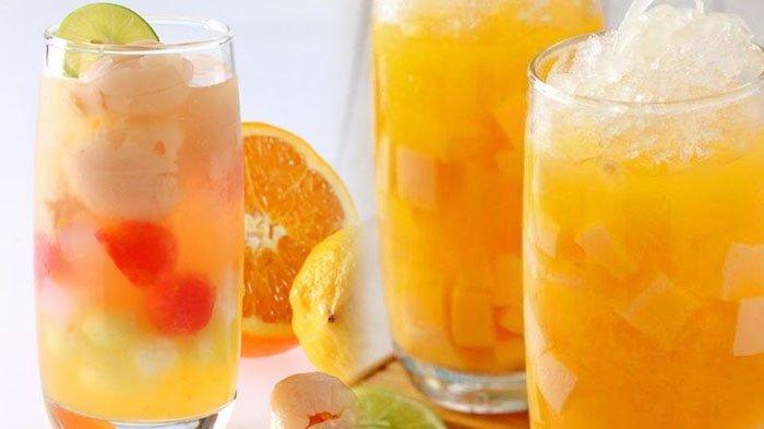 6 Resep Kreasi Minuman Segar Serba Jeruk