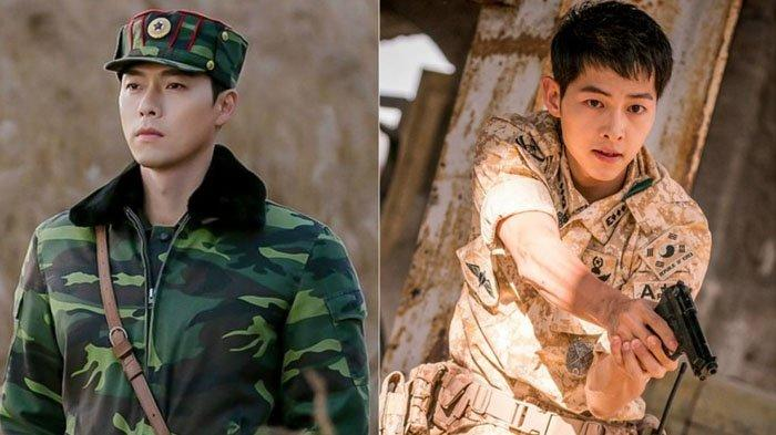 7 Aktor Korea Terlihat Seksi Saat Pakai Seragam Tentara: Hyun Bin, Song Joong Ki dan Ji Chang Wook