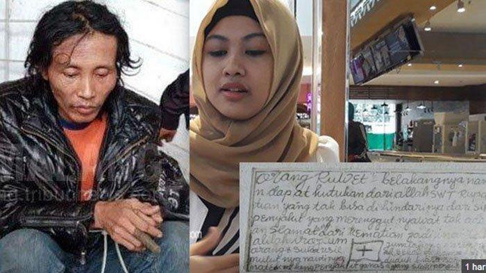 7 Arti Tulisan Tangan Sugeng Pelaku Mutilasi di Pasar Besar Malang, Kata Ahli Ada Petunjuk Psikologi