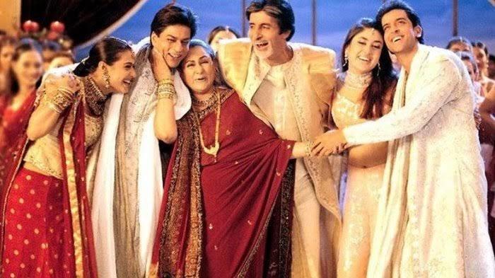 7 Artis Bollywood Positif Terinfeksi Covid-19, Ada Keluarga Aktor Film Kabhi Khushi Kabhie Gham