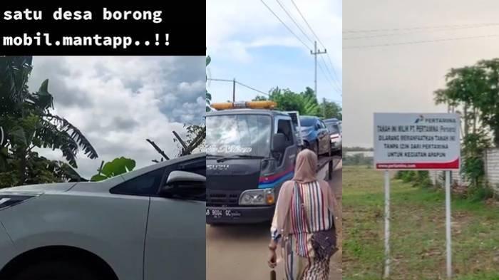 UPDATE 7 Fakta Baru Warga Tuban Rombongan Beli 190 Mobil, Ada yang Terima 28 Miliar dari Pertamina
