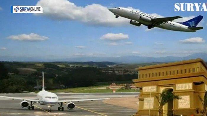 Angan-angan Wakil Bupati Kediri Menjelang dan Setelah Pembangunan Bandara Kediri