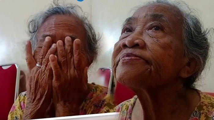 7 Fakta Sumarsih, Nenek yang Diusir Anaknya, Tidur di Emperan Rumah, Dilempar Batu & Dikencingi