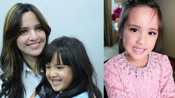 7 Foto Nia Ramadhani Waktu Kecil Sampai Remaja, Senyum Polos Sampai Wajah Juteknya Persis Mikhayla