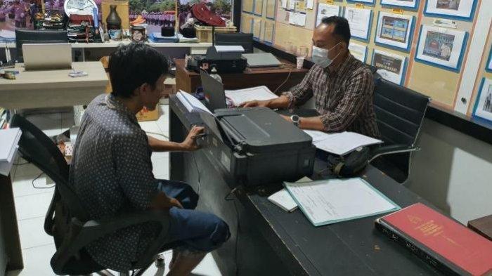 Dor! Buronan Kasus Pencabulan Terhadap Anak di Bawah Umur Ditembak Anggota Polres Sampang Madura