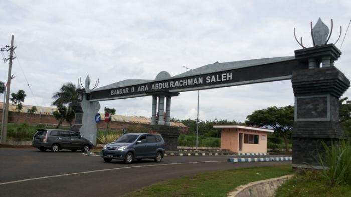 Sepi Peminat, Penerbangan Komersil di Bandara Abdulrachman Saleh, Kabupaten Malang Masih Tutup