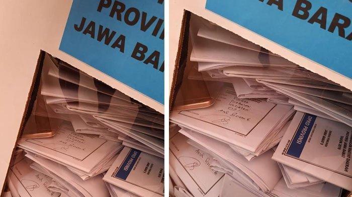 Kisah Viral Pemilu 2019, Ada Pemilih yang Salah Masukkan HP ke Kotak Suara