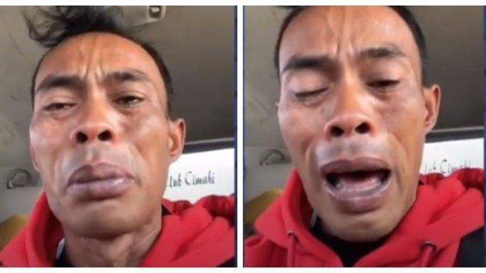 Rencana Umroh Ibu Mang Oleh Gagal, Diduga Uang Dibawa Kabur Manajer, Ini Klarifikasi Ade Londok