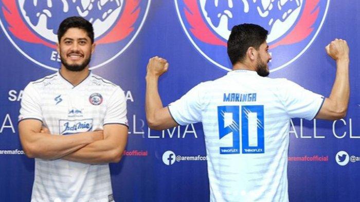 Dalih Arema FC Terkait Status Kiper Asing Adilson Maringa yang Berasal Dari Klub Degradasi Portugal