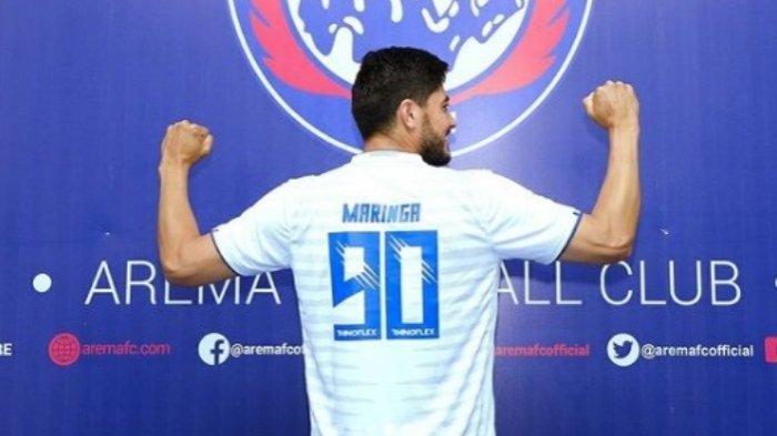 Asal Usul Nama Maringa Kiper Baru Arema FC dari Brasil, Ada Sejarah Tentang Tempat Kelahiran