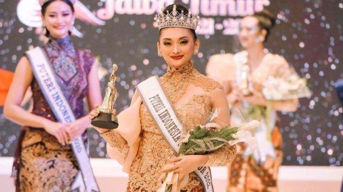 Daftar Pemenang Puteri Indonesia Jatim 2022, Adinda Cresheilla Asal Kota Malang Jadi Pemenang