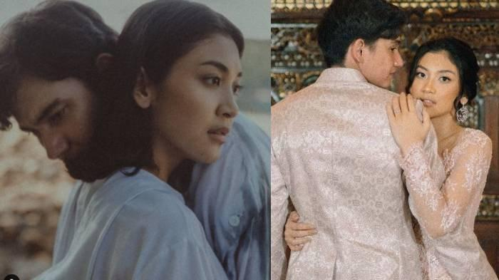 Adipati Dolken Menangis Deras Setelah Sah Menikahi Canti Tachril, Mengaku Syaratnya Tidak Mudah