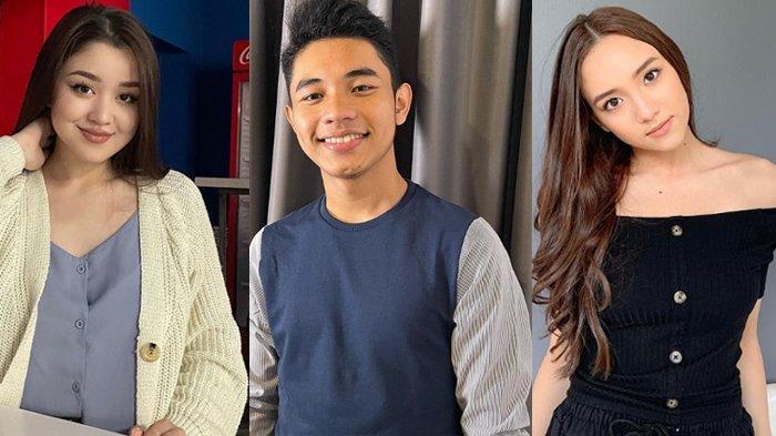 Adu Pesona Dayana dan Danie Groves, Cewek Kazakhstan dan Thailand Teman Dekat YouTuber Fiki Naki