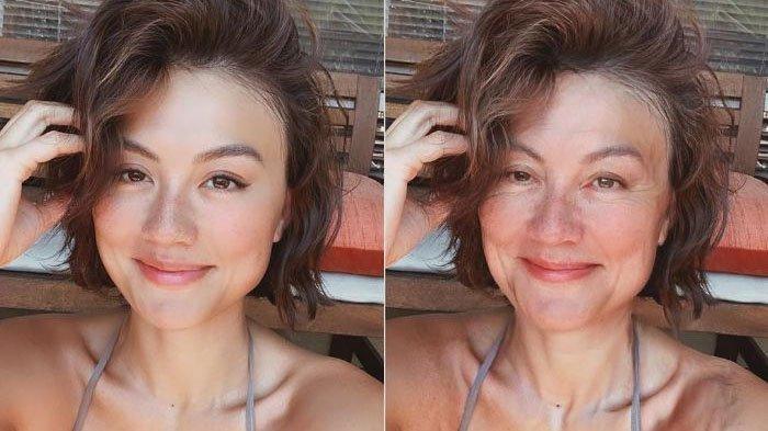 Cara Buat Age Challenge Pakai Aplikasi FaceApp, Bikin Foto Diri Jadi Tua, Lagi Viral di Instagram