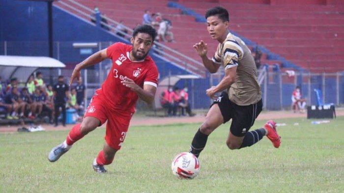 Joko Susilo Puas dengan Hasil Laga Uji Coba Persik Kediri Vs Dewa United