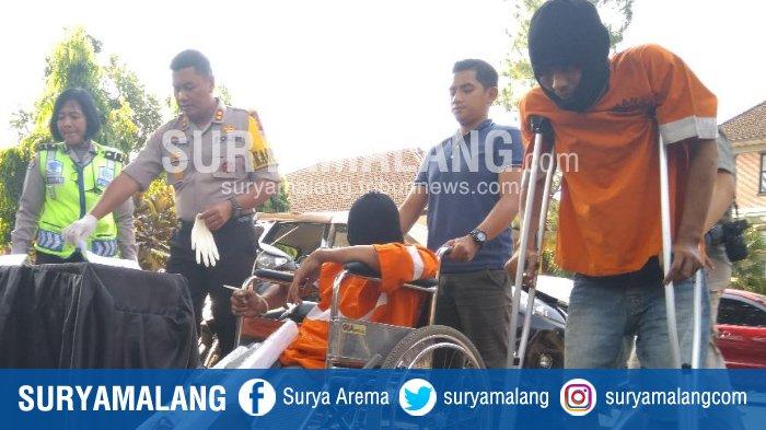 Mobil Xenia Ugal-ugalan Cederai Banyak Korban di Kota Malang, Terungkap Identitas Si Pengemudi