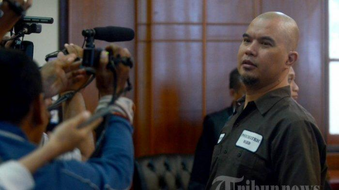 Ternyata Ahmad Dhani Bantah Mau Jadi Calon Wali Kota Surabaya, Partai Gerindra Menjawab Isu Ini