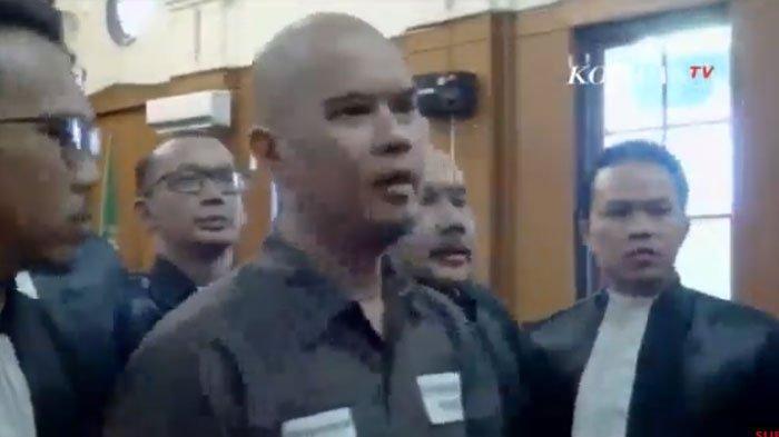 Ahmad Dhani Divonis Penjara 1 Tahun, Langsung Nyatakan Banding