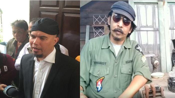 Ahmad Dhani Ditagih Bayar Hutang Oleh Pedagang Barang Antik Pakai Kue, Begini Tanggapannya